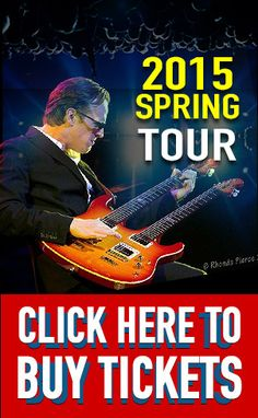 Joe Bonamassa 2015 concert review