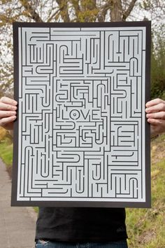 maze- Psalms 5:8- make your way plain for me to follow OR Psalms 25:4- show me the right path, o Lord, Point out the road for me to follow