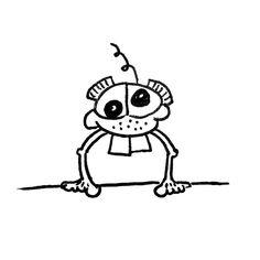 Another weirdo.  #doodle #cartoons #character #sketching #design #designer #art #artist #illustrator #doodling #illustration #drawing #graffiti #marker #inspiration #inspired #awesome #creativity #imagination #artwork #ink #blackandwhite #weird #creative #sketchbook #instaart #artoftheday #drawingoftheday #weird #guy