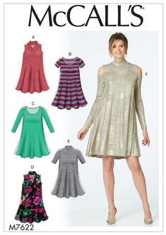 McCall's McCall's 7622 sewing pattern