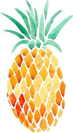 transparent pineapple my edit
