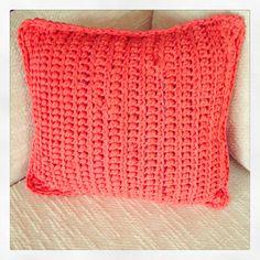 Boodles hand crotchet cushion £24 (plus p&p)