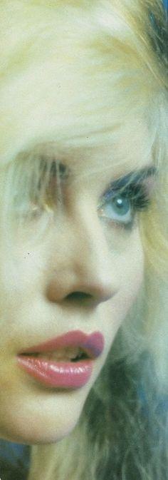 Debbie Harry by Mick Rock
