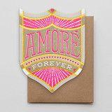 HAMMERPRESS   Amore Forever Badge