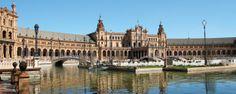 Un estilo de vida festivo y romántico en Sevilla. #ViajesPalacio http://soy.ph/SevillaViaje