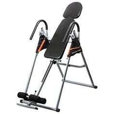 Yaheetech 300 Lb 180 Degree Adjustable Inversion Therapy Exercise Table with Foam Pad ** Visit the image link more details.