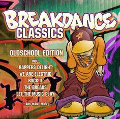 descarga Breakdance Classics Oldschool Edition ~ Descargar pack remix de musica gratis | La Maleta DJ gratis online