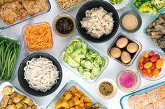 Meal Prep DIY Bowls Easy Japanese Recipes, Asian Recipes, Ethnic Recipes, Asian Foods, Vegetarian Japanese Curry, Sauce Recipes, Diet Recipes, Vegetarian Recipes