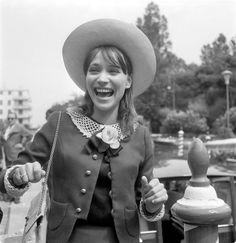 I love your style… Anna Karina