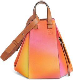 ef72e9cec7 Loewe Medium Ombre Leather Hobo Loewe, Handbag Accessories, Ombre, Shadows