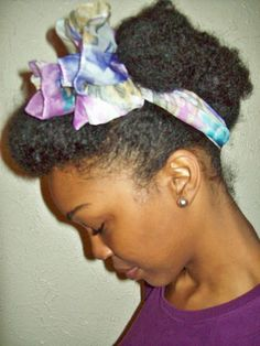 black natural hair styles - Google Search