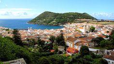 Centro Histórico de Angra do Heroísmo - Ilha Terceira - Portugal