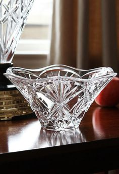 Marquis by Waterford Honour Bowl- Crystal Classics