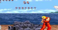 Clásico escenario bonus de Street Fighter II será una experiencia VR - LEVELUP