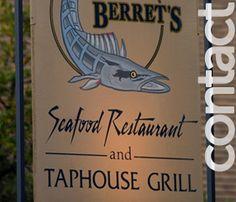 Berret's Seafood Restaurant - 199 South Boundary Street Williamsburg, Virginia 23185