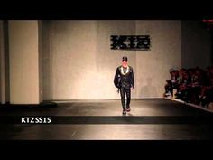 KTZ SS15 at London Collections Men -
