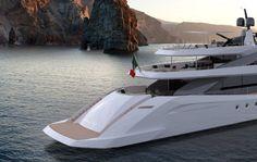 toBE - Inside Luxury - Picture 29250 « Acapulco 55, superyacht con DNA automobilistico
