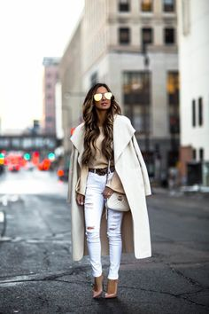 This Affordable Coat Will Instantly Elevate Your Winter Look.