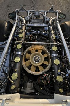 Can Am Porsche 917 - makes me need to change my shorts...