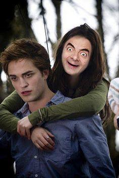 Twilight Mr Bean