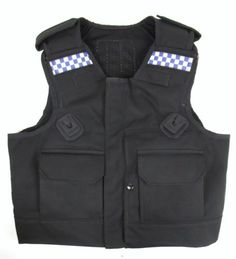 COVER ONLY! Ex Police Ladies Womens Body Armor Vest Cover Amy Pond (JML8) | eBay