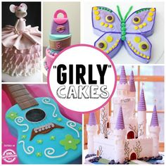 Every birthday we want to outdo the last by creating the coolest birthday cake ever! If you are planning a birthday party, you might want to check out Scary Cakes, Piggy Cake, Lion Cakes, First Birthday Cakes, Birthday Ideas, Birthday Parties, Happy Birthday, Planet For Kids, Snowman Cake