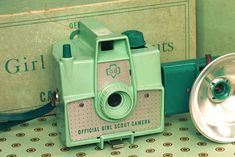 Girl Scout camera   just landed on my doorstop today! What a…   Flickr