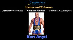 Kurt Angle visit Inspirations for Youth and Families watch the YouTube video at https://youtu.be/OZNXd43fL3k