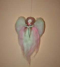 Handmade Needle Felted Waldorf Merino Wool by OwissaFairyDesigns, £12.00