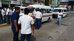 Si continúa inseguridad en Acapulco seremos autodefensas: transportistas - Noticias MVS