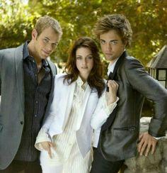 Kristen Stewart ❤ Robert Pattinson ❤ Rob + Kristen: 2008 Twilight InStyle Photoshoot