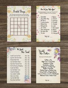 52 Ideas bridal shower tea party games receptions for 2019 Elegant Bridal Shower, Tea Party Bridal Shower, Bridal Shower Favors, Bridal Shower Invitations, Bridal Showers, Spa Party, Elegant Wedding, Bridal Shower Activities, Fun Bridal Shower Games
