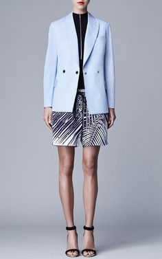 Josh Goot Spring/Summer 2015 Trunkshow Look 1 on Moda Operandi