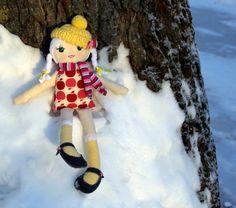 Handmade dolls from Yarasha  www.yarasha.com