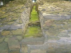 Scottish Islands - MidHowe Cairn, Isle of Rousay, Orkney Islands