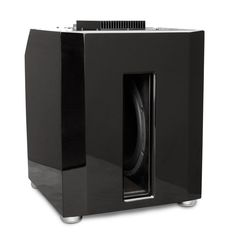 By developing this woofer extension, we have combined the Ripol® idea with our Acoustic Stealth Technology® - AST®. The result is a completely open system that has to move nearly zero volume. The Voxa