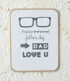CAS Stamped father's day card- Precious Remembrance Shop Clear Stamps Cardmaking Handmade Cards Stamping