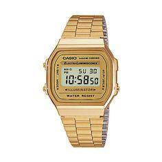 Darauf wollen wir nicht verzichten! Casio Uhren sind das Must-Have einer jeden Uhrensammlung! #casio #uhr #musthave