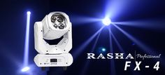 Looking for a fun effect light for your shows, we bring you the FX-4   with RGBAW, fast moving head, with sound, dmx, auto and much more modes.   Get Yours at   www.rashaprofessional.com  #rashaprofessional #rasha #light #color #RGBA #stage #lighting #events #lights #concerts #theater #letslightupyourworld #led #uplights #dj #party #clubs #architecture #landscape #music #wedding #pinspots #summernamm #proudmember #namm