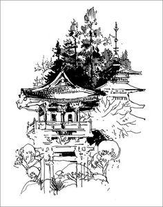 [A3N] : The Japanese Tea garden in Golden Gate Park / Marc Taro Holmes