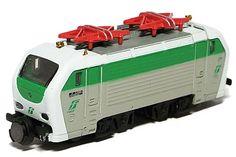 Bトレ E402B(イタリア国鉄)