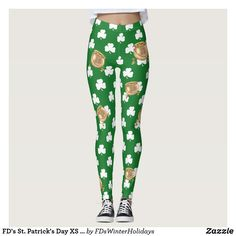 FD's St. Patrick's Day XS 0-2 Leggings 53086E leggings, leggings outfit, leggings and boots, leggings outfit winter, st patricks day decorations, st patricks day crafts, st patricks day, st patricks day party, st. patrick's day activities, t shirts #saint #saintpatricksday #stpatricksday #design #trend #saintpatricksday2018 #patricks #greenday #stpatricksday2018 #style #StPatricksFest #SaintPatricksDay #saint #shamrock #StPatricksDayShirt #tshirt #tshirts #womentshirts  #leggings