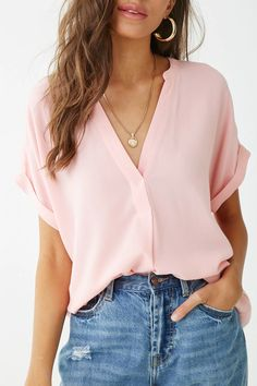 Tops For Women unicorn shirt french cuff Look Fashion, Fashion Outfits, Cheap Womens Tops, Looks Plus Size, Stylish Shirts, Ladies Dress Design, Latest Fashion For Women, Blouse Designs, Blouses For Women