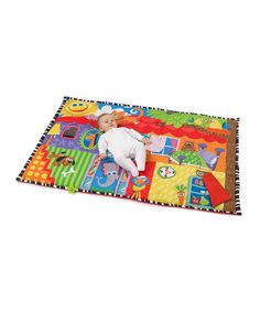 Playgro — up to 50% off 3 day SALE ~ $29.99 Reg. $60.00 Happy House Super Mat (many more choices)