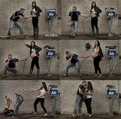 Photography ideas for couples. Maternity picture