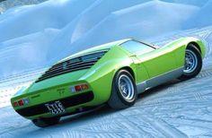 Lamborghini Muira SV