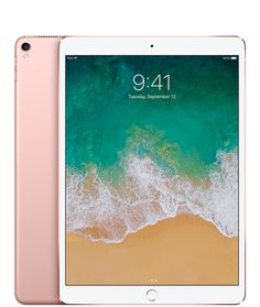 10,5-tommers iPad Pro Wi-Fi 256 GB – rosegull - Apple (NO)