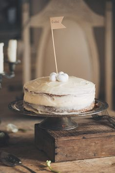 Sylvia's Simple Life: Carrot Cake for Easter