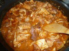 Cap i pota a la catalana. Curry, Cooking Ideas, Ethnic Recipes, Food, Recipes, Dish, Curries, Eten, Meals