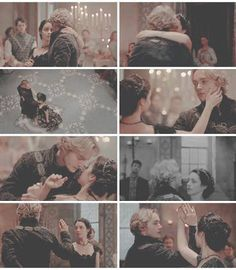 Francis and Mary- dance <3